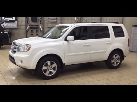 Superior 2011 Honda Pilot Review