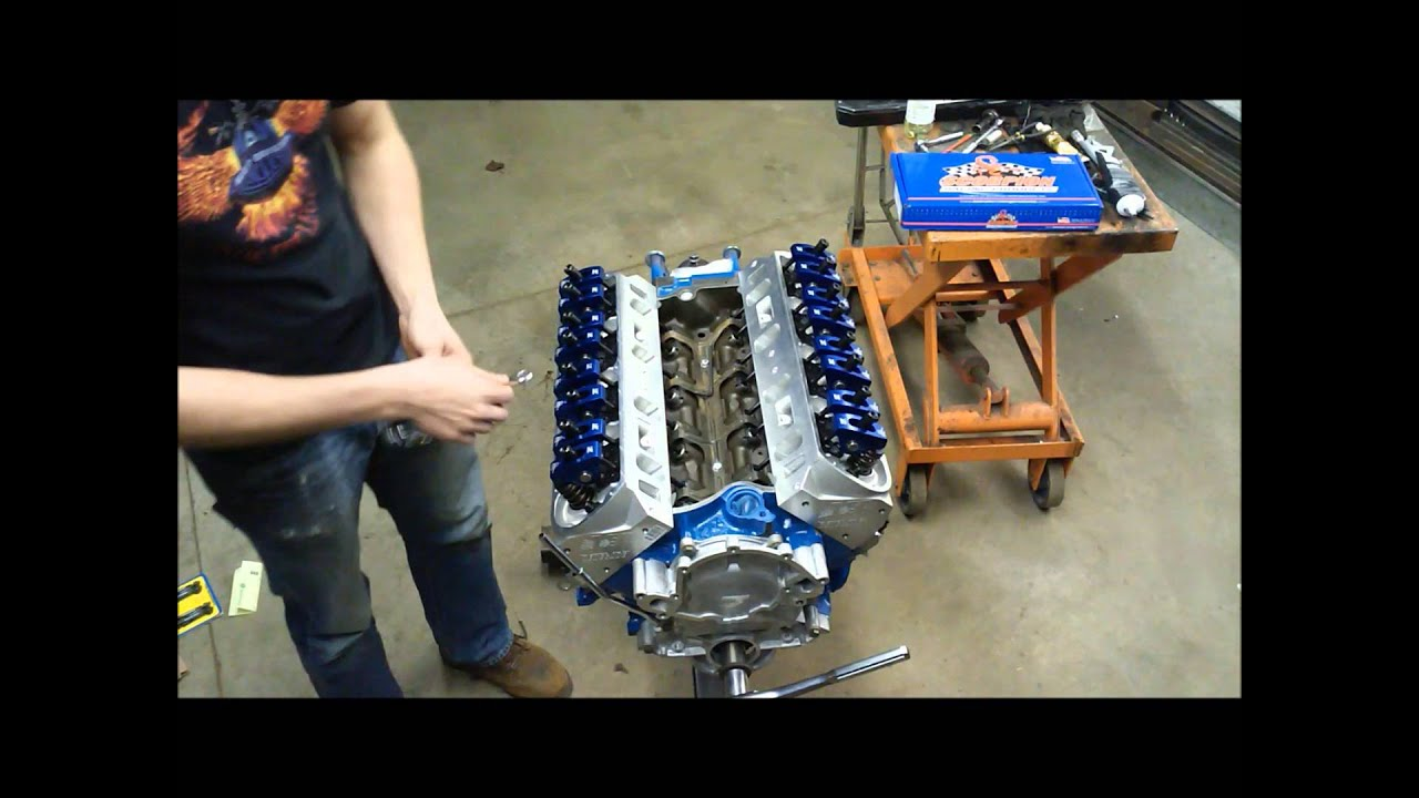 how to adjust valves set lifter preload ford chevy so simple  [ 1280 x 720 Pixel ]