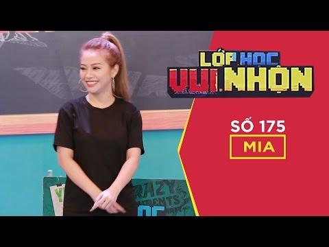 Lớp Học Vui Nhộn - 175 | Chủ Đề: Đặc Trưng Việt Nam | Mia | Fullshow