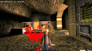 Quake -  Scourge of Armagon 100% SpeedRun #1