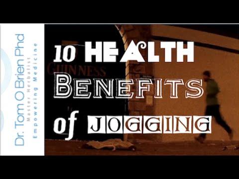 10 Health Benefits of Jogging | Dublin