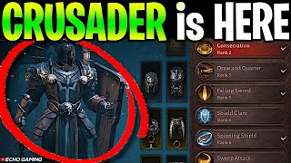 Diablo Immortal Crusader is Incredible