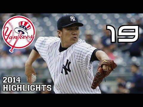 Masahiro Tanaka | 2014 Rookie Flashback Highlights ᴴᴰ