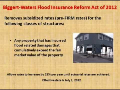 FEMA's Community Rating System: Save Money and Prepare Your Community for Flooding