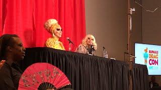 Trixie & Katya's UNHhhh Panel- DragCon NYC 2018