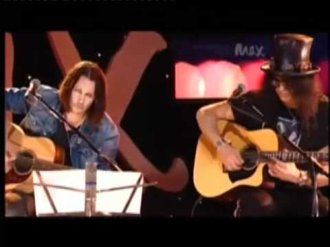 SLASH feat. Myles Kennedy – Sweet Child O Mine Acoustic