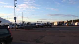 Estland - Pirita Harbor Camping