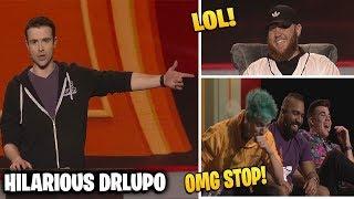 HILARIOUS DRLUPO Roasts Ninja & Timthetatman At Twitch Con 2018