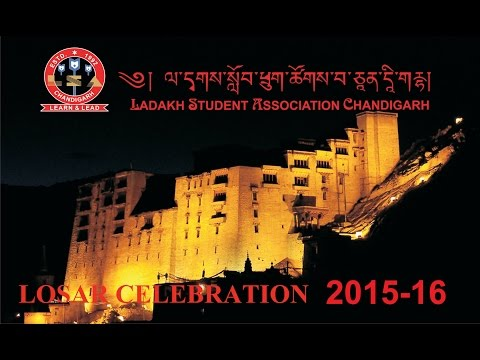 Ladakh student association Chandigarh celebrates Losar