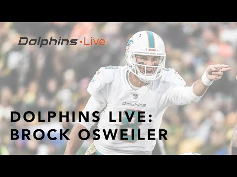 Brock Osweiler on pushing forward | Miami Dolphins