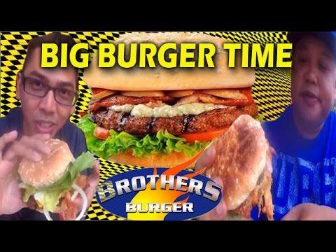 Big Burger Time at Brothers Burger Ft. Marc - Amboy Philippines Season 2