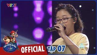vietnam idol kids 2017 - tap 7 - ha chi - my kool viet nam