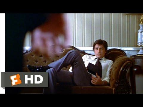 Scorpio (1/11) Movie CLIP - Cross Came Back (1973) HD