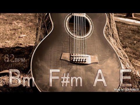 Instrumental Acoustic Emotional Ballad Backing Track