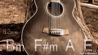 Instrumental Acoustic Emotional Ballad Backing Track