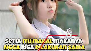 Quotes Versi Di Haning Lagu Dayak Remik Full Bass
