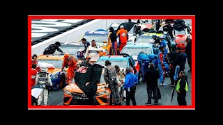 NASCAR - Roundtable on postponement of 2018 Bristol Cup race and how NASCAR should handle inclement