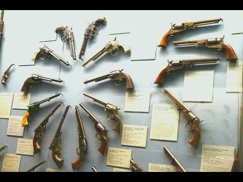Cody Fireams Museum: The Virtual Tour