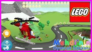 LEGO JUNIORS!!! Eğlenceli çocuk oyun videosu