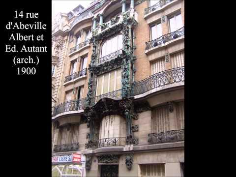 ART NOUVEAU PARIS