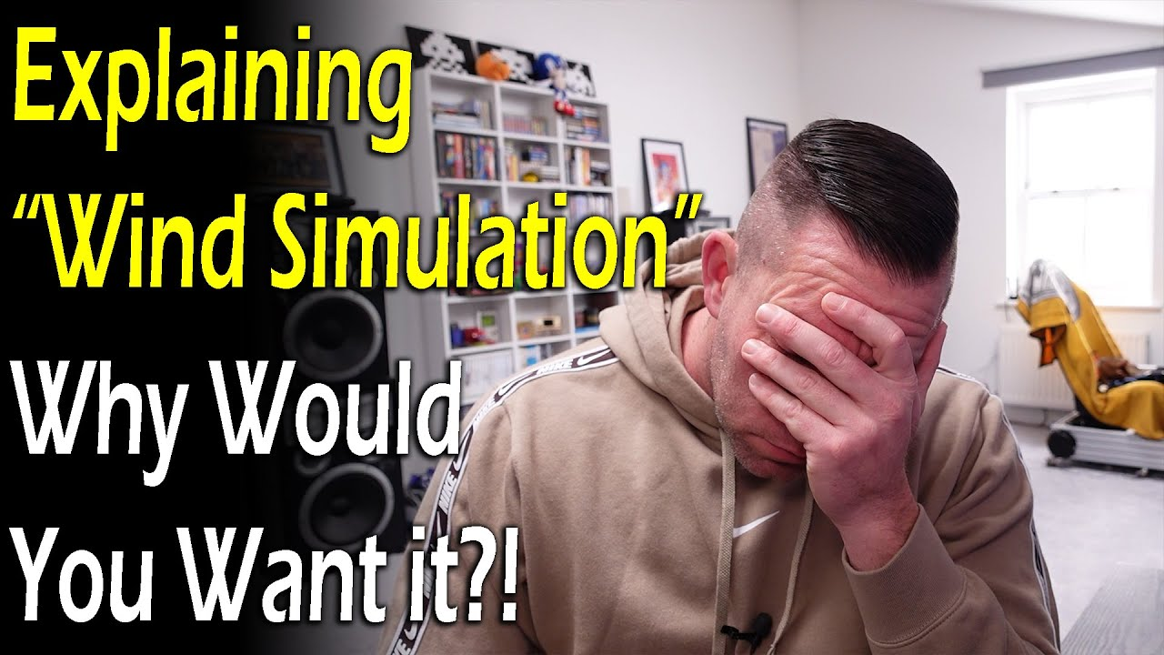 Why would you want a wind simulator?