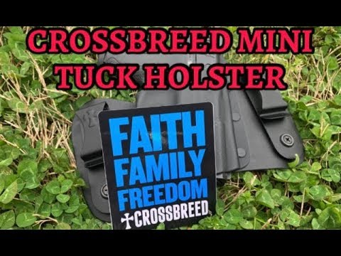 Crossbreed Holsters Mini Tuck-EDC Update