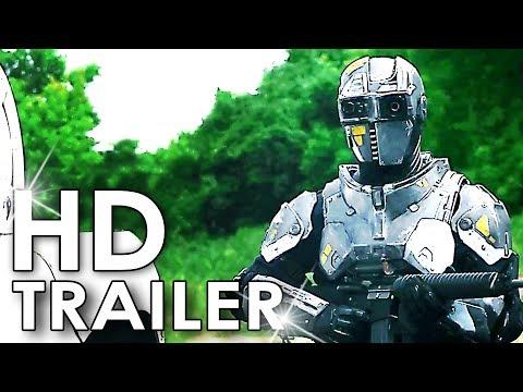 DEFECTIVE Trailer (2018)  Action, Sci-Fi, Thriller Movie HD
