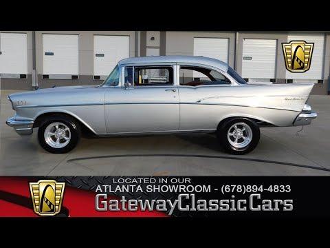 1957 Chevrolet Belair - Gateway Classic Cars of Atlanta #575