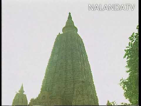 BODH GAYA A  HOLY BUDDHIST PLACE- DOCUMENTARY -   Part-1