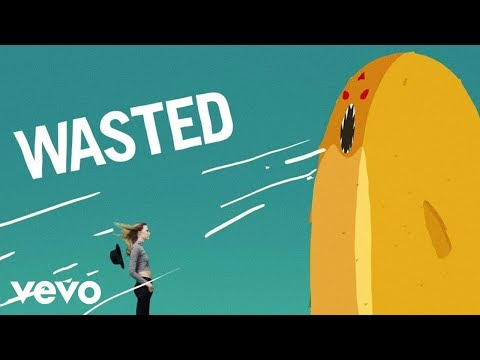 Tiësto - Wasted (Lyric Video) ft. Matthew Koma
