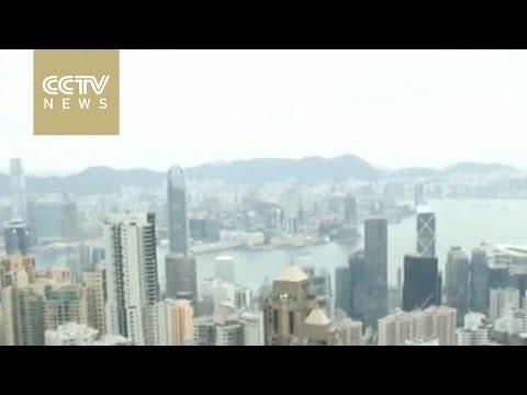 Hong Kong property sales fall by 12%