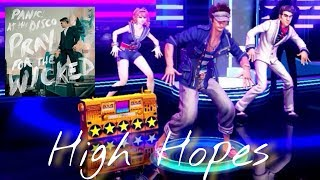 """""""High Hopes"""" by Panic! At The Disco [Dance Central Fanmade]"""