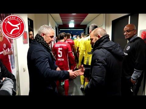 Matchday! - Almere City FC VLOG #3