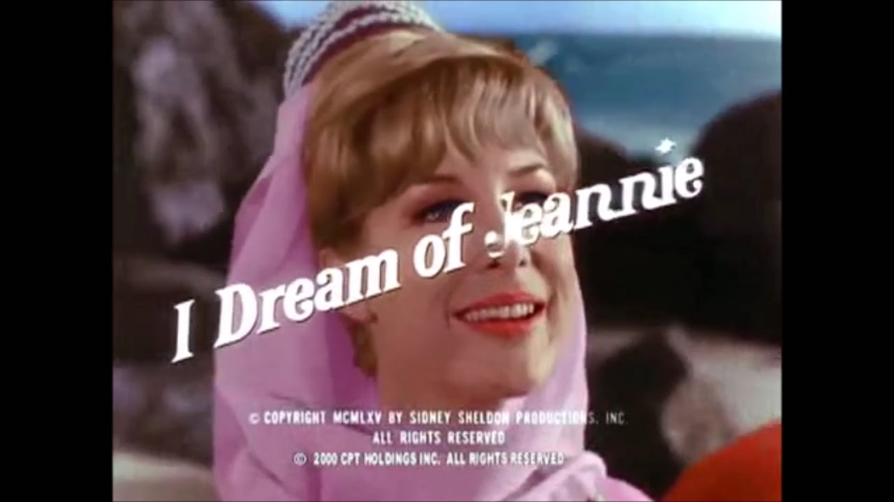 I dream of jeannie theme song youtube.