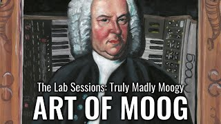 Truly Madly Moogy - Bach performed live on synthesizers by Art of Moog