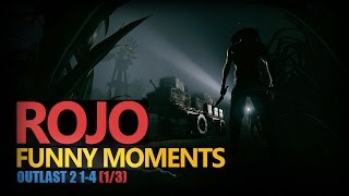 Funny Moments OUTLAST 2 (1/3)