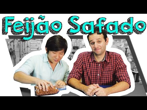 FEIJÕES MÁGICOS TRAIÇOEIROS (feat. Iberê Manual do Mundo) 【 PYONG LEE TV 】