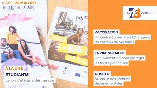 7/8 Le Journal. Edition du 25 mai 2021