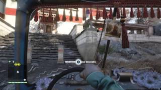 Far Cry 4 - GLITCH - argent infini (plus de 8 millions par heure)