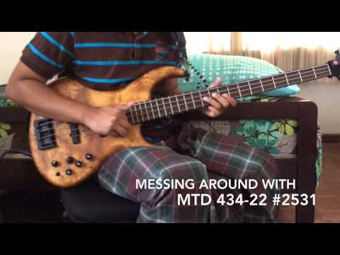 Messing around with MTD 434-22 #2531