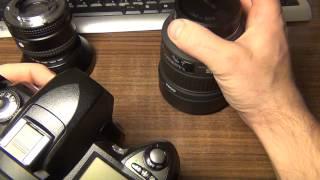 Nikon FEE Error (ошибка FEE на Nikon)