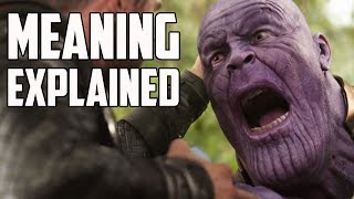Avengers: Infinity War - The Soul Stone Explained