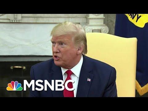 Trump Backs Down