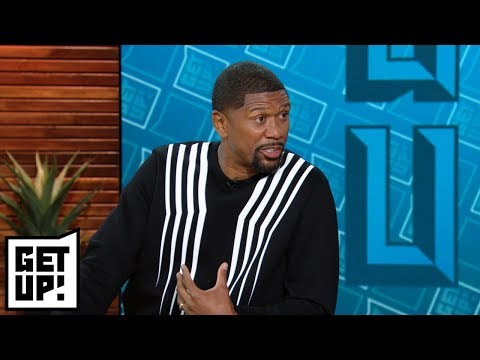 Jalen Rose reacts to UNC suspending 13 players for selling team-issued shoes   Get Up!   ESPN