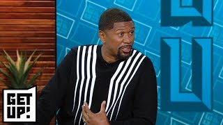 Jalen Rose reacts to UNC suspending 13 players for selling team-issued shoes | Get Up! | ESPN