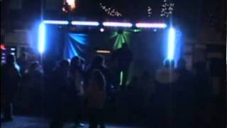 """Gambar cover The Rhythm System Pro DJ Entertainment now offers a new lighting package - """"Color Bar"""""""