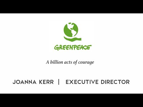 Greenpeace: A Billion Acts of Courage