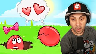 Red Ball MUST SAVE HIS GIRLFRIEND! | Red Ball 4 Gameplay (World 5)
