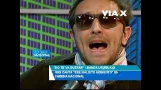 "No te va Gustar - ""Ese maldito momento"" en Cadena Nacional"