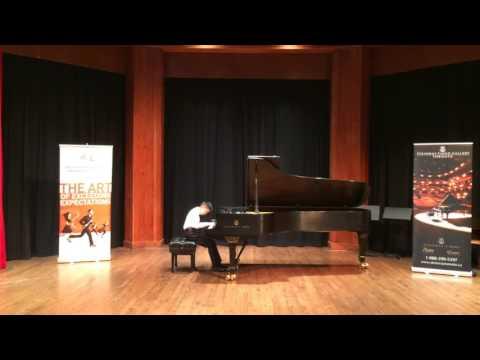 Twelve variations by Mozart